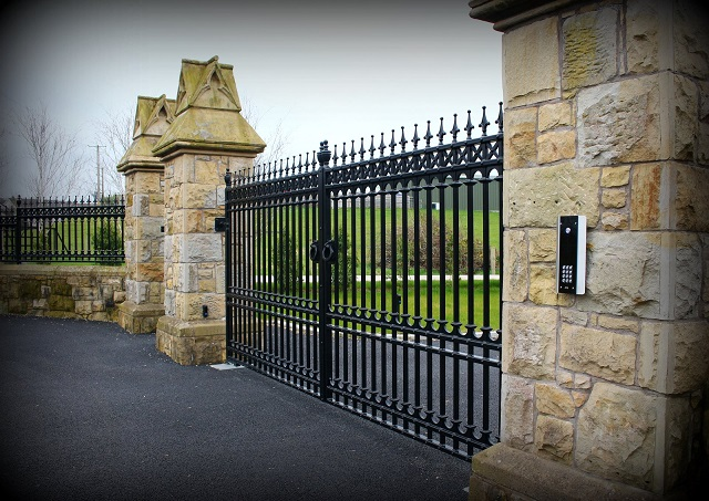 Grand Entrance » NK Coatings   The market-leader in metal finishing